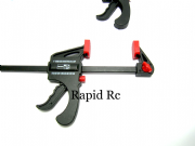 Quick Release 6inch Bar Clamp Tool twin pack